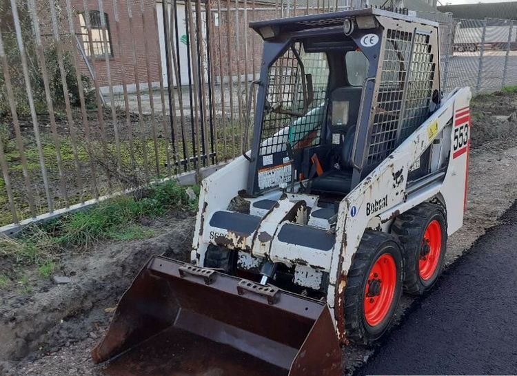 Bobcat 553 Skid Steer Loaders