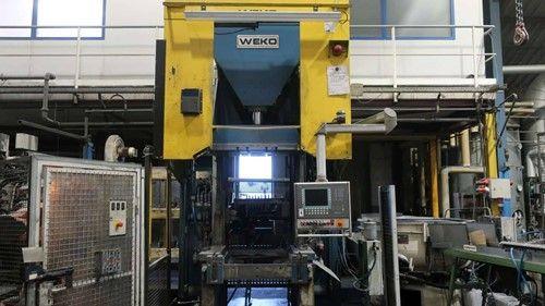 Weingarten GDK 400 Die Cast Machine Die Cast Machine