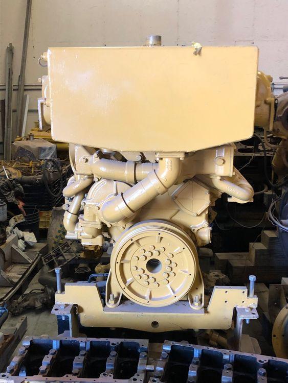 Caterpillar 443 Diesel Marine Engine