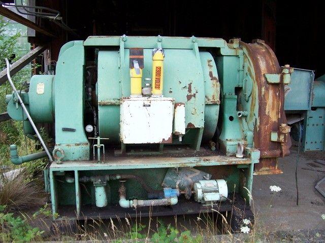 "Sprout Waldron 42"" (1067mm) 42 - 1B DD, Refiner"
