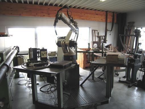 OTC Welding robot 350 TB 3 Axis