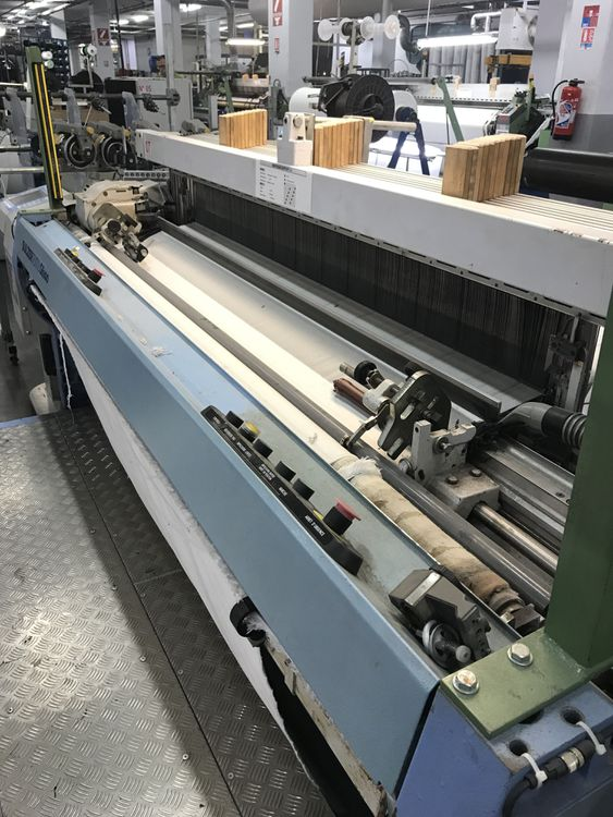 3 Sulzer G6300 200cm Staubli dobby 2668
