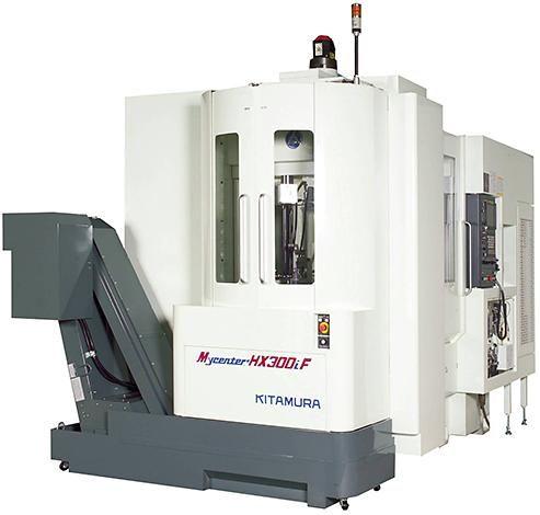 Kitamura MYCENTER-HX300iF 4