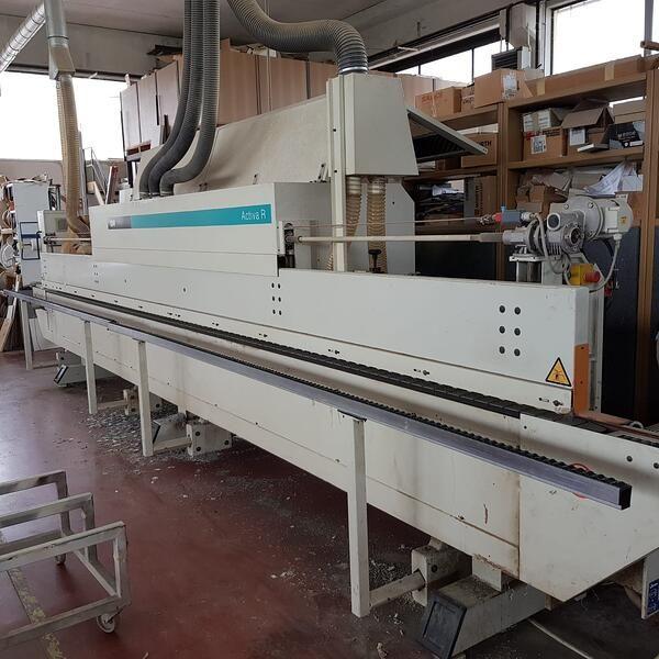 IDM Activa R69, Edge banding machine