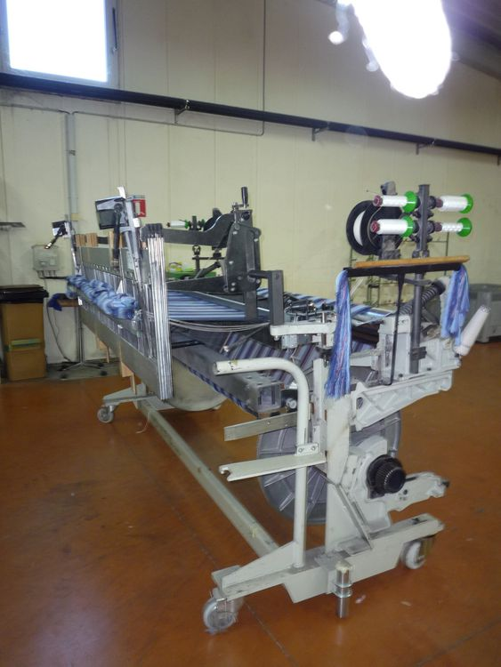 8 Picanol QSC modules for Gammax 190cm