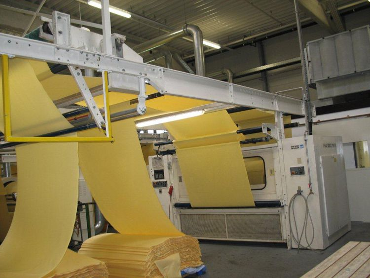 Muller Polyfleece TRI30 200 Cm Raising Machine