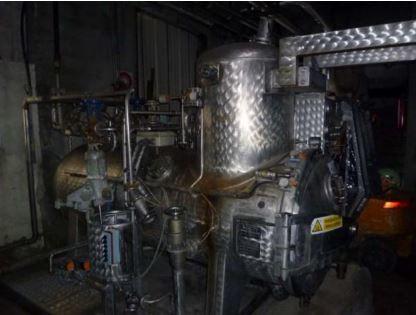 Mcs SF-82, HT Dyeing Machine 40 Kg