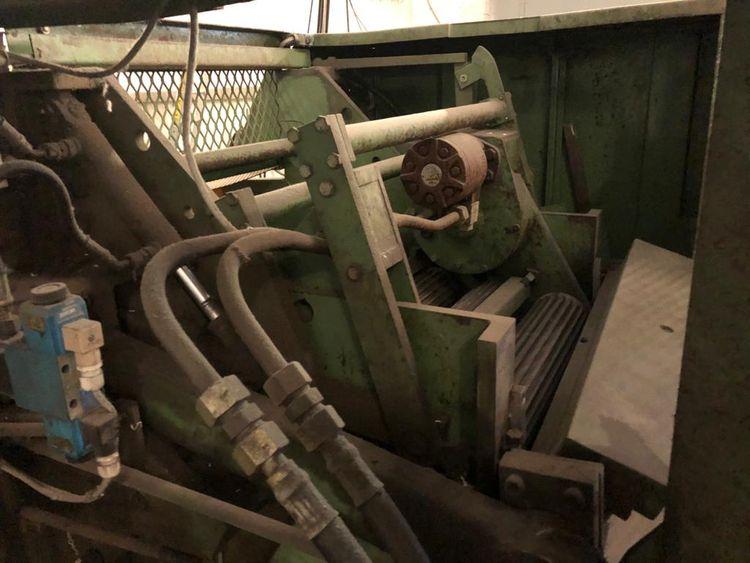 Pierret CT 60, Complete waste cutting line