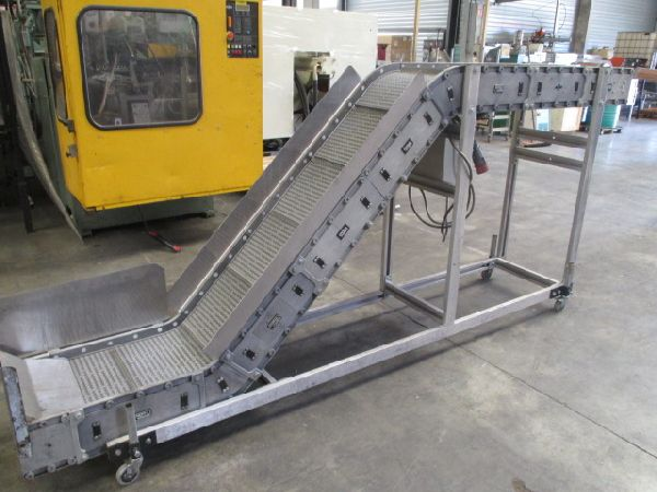 Velteko Packaging Machine (VPM) DYNA CON CONVEYOR