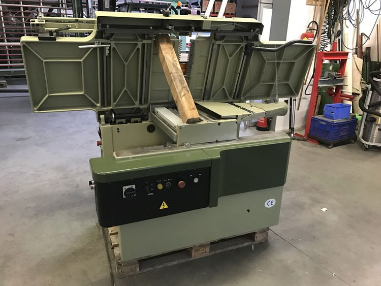 SCM FS520, Combined dressing thicknesser