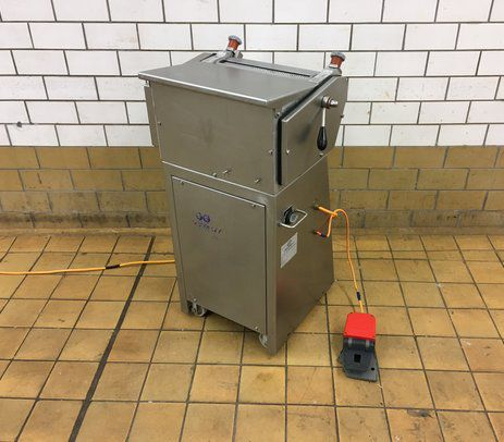 Grasselli A 35 skinning machine