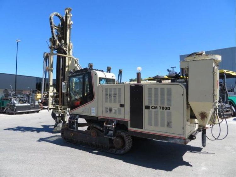 Ingersoll Rand CM 780D Drill