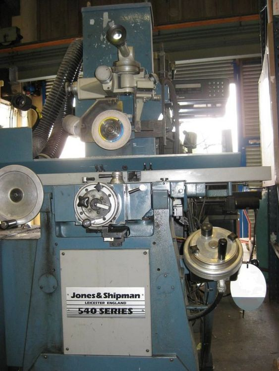 Jones & Shipman 540