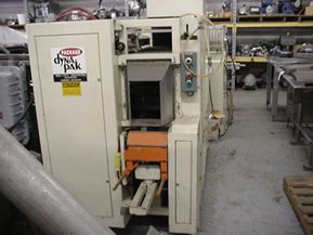 """Package Machinery """"DYNA-PAK"""" S-26-2, CASE PACKING MACHINE"""