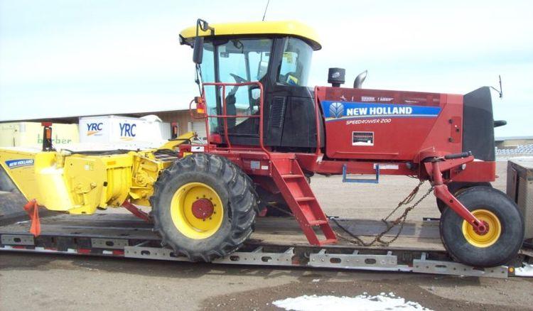 New Holland 200