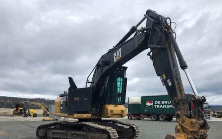 Caterpillar 320D2 FM Crawler excavators