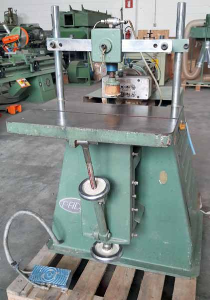 Pade 250, Automatic multiple drilling machine