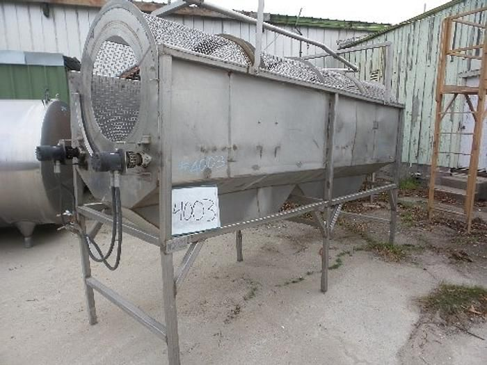 Other Rotary Dirt Removal Reel/Washer