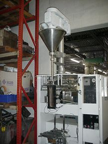 Triangle S6PKC, SINGLE TUBE AUTOMATIC VERTICAL FORM, FILL AND SEAL MACHINE