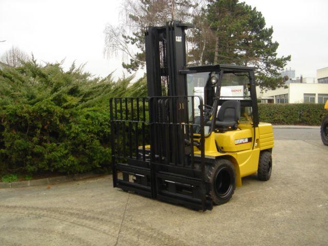 Caterpillar GP35 LP Gas Forklift 3,500 kg