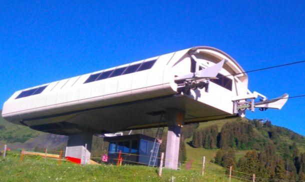 Garaventa Ski lifts