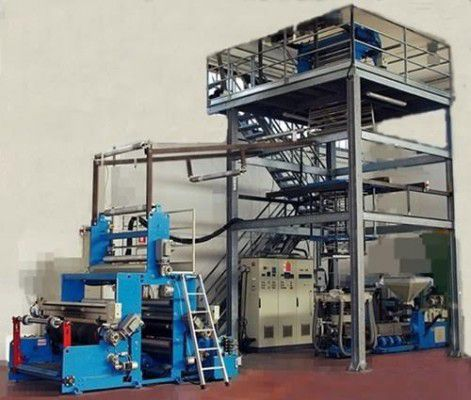 Ghioldi Blown Film Extrusion Line