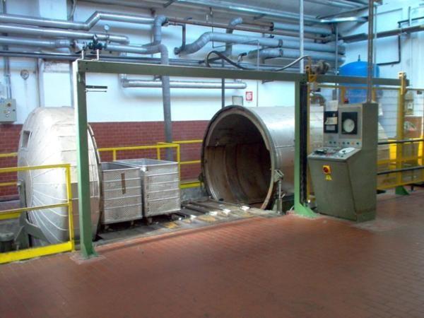 Obem NF-546 Steamer  9750 liters