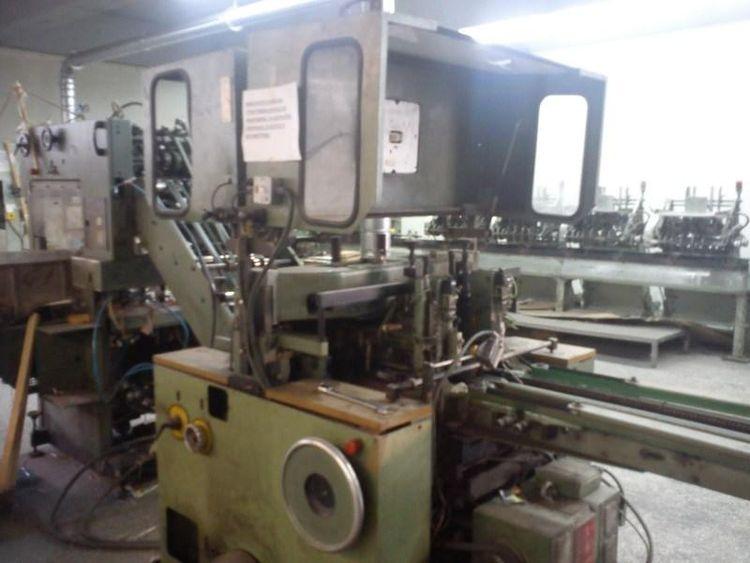 MULLER MARTINI 300 Saddle Stitching Machine