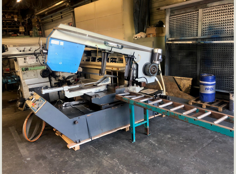 Syderic SSC 1835 BAND SAW Semi Automatic