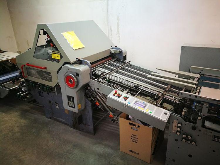 Stahl KD78/4KTLL, FOLDING MACHINE