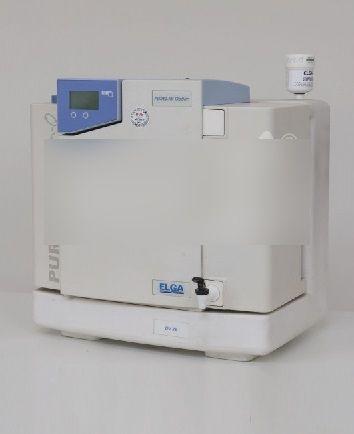 Elga Purelab Option-Q7 ultrapure water system