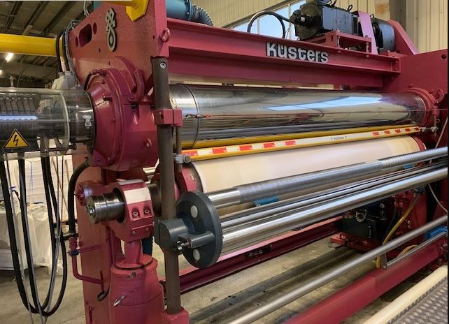 Kusters 212.50 / 2600 240 CM Rolling Calender
