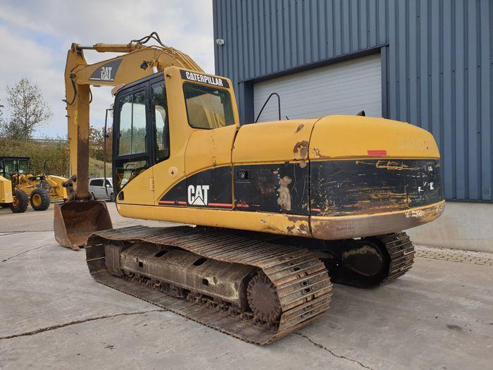 Caterpillar 320C Excavator