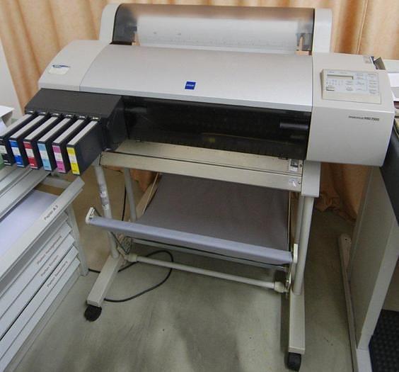 Epson Inkjet printer Stylus Pro 7500
