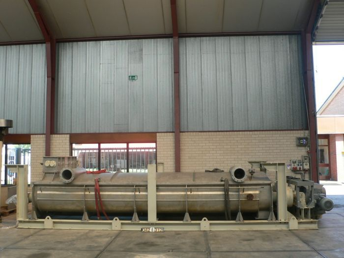 Other AJK-QTHSF-DN600 Paddle dryer