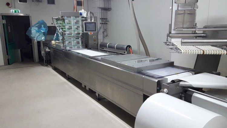 Webomatic APS ML7100 Thermoforming machine