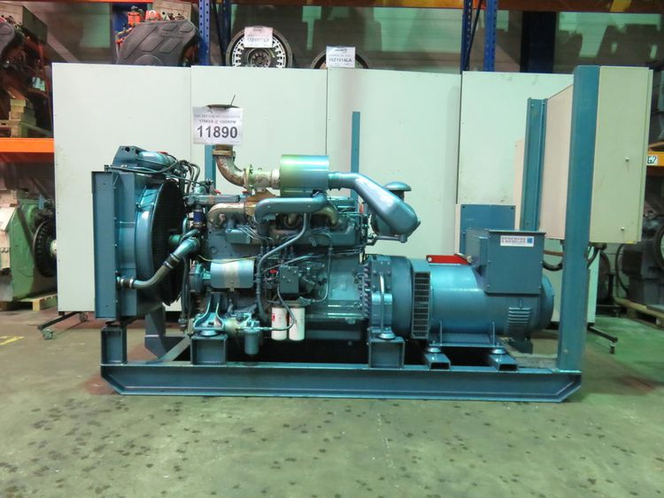 Daf DKT 1160 AG (GENERATOR SET) Diesel Marine Engine