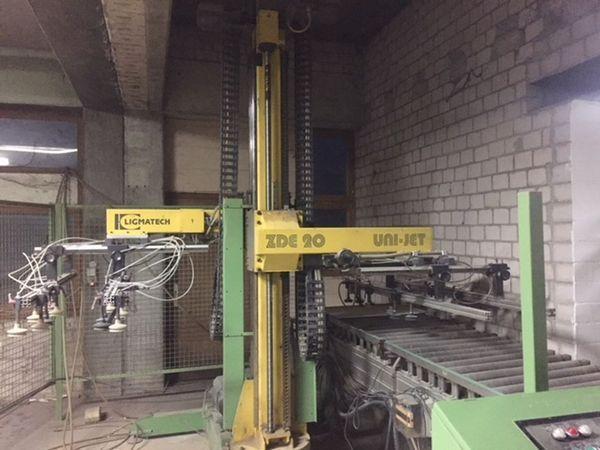 Nottmeyer Through-hole drilling machine