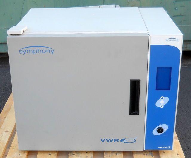 VWR Symphony 1.4A Benchtop CO2 Incubator