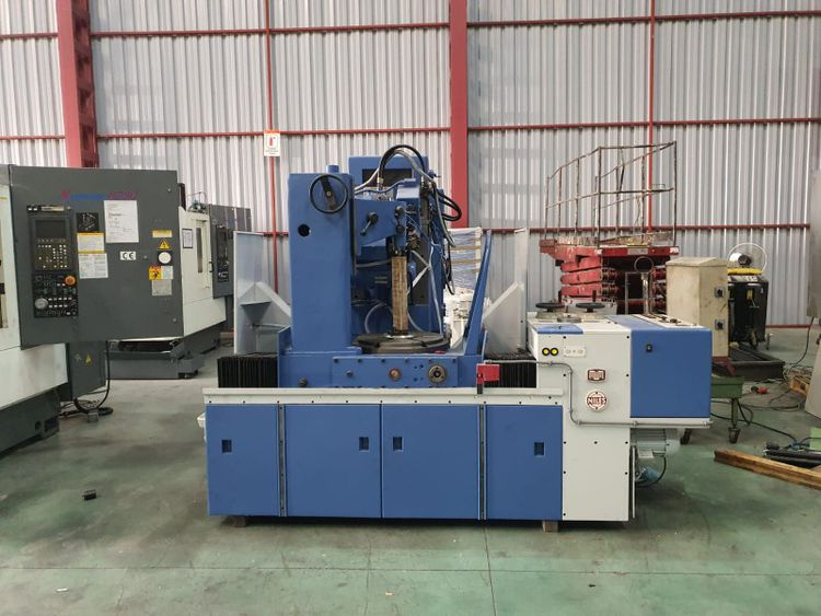 WMW Niles ZSTS 500-C Variable GEAR GRINDING MACHINE
