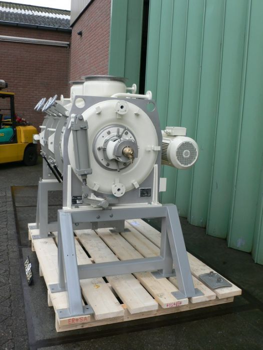 Loedige FKM-600 D Powder turbo mixer