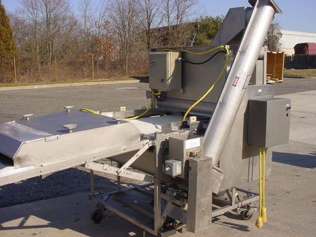 Stein L5-2 BATTERER/BREADING MACHINE