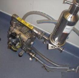 Verderair Diaphragm Pump