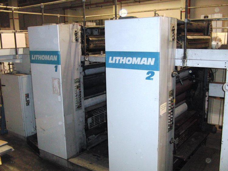 MAN Roland Lithoman II 2