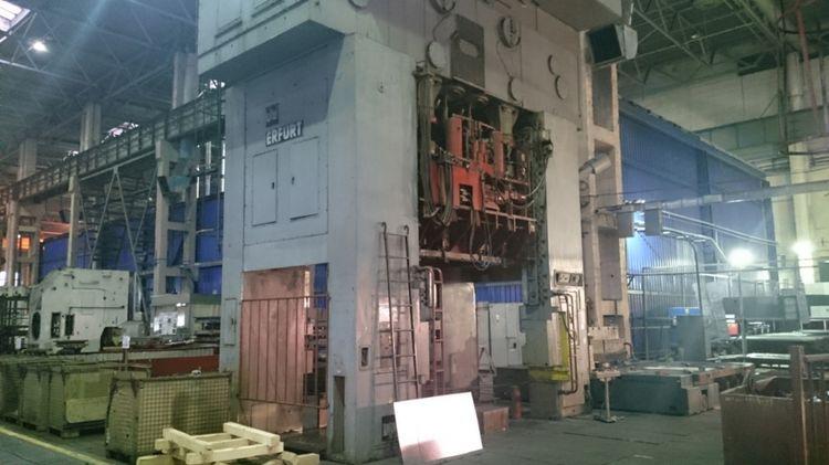 Erfurt PD 2 - HH - 400 + 250 TS 650 Ton