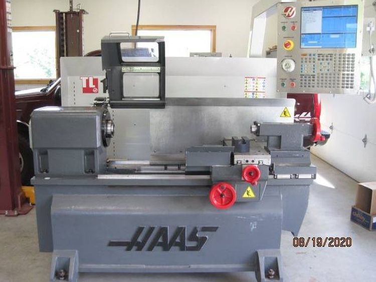 Haas HAAS CNC CONTROL 1800 rpm TL-1 CNC LATHE 2 Axis