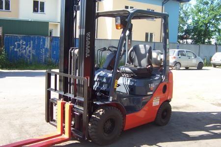 Toyota 8FG15 1500 kg