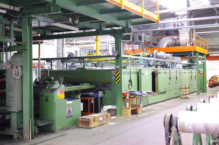LIQUIDATION AUCTION SALE  OPEN WIDTH  DYEING /PROCESSING MILL