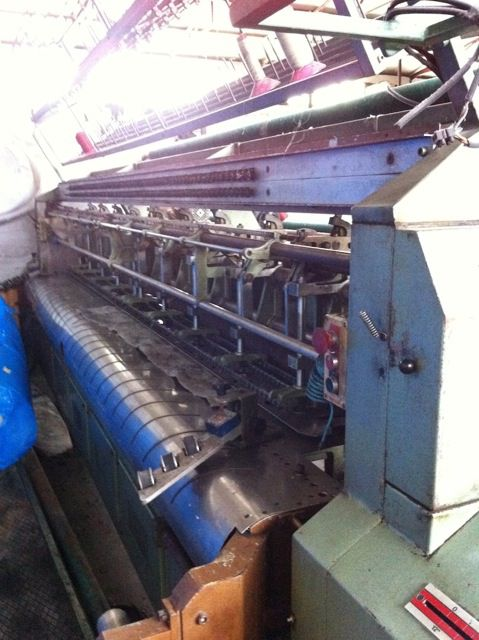 Meca Pikpik ECO / STRASS Quilting machine