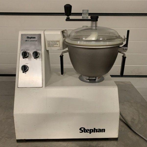 Stephan UM5 universal machine